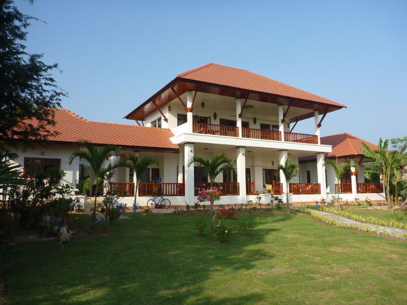 แม่โขง จีเวล เรสซิเดนซ์ (Mekong Jewel Residence) : ที่พักหนองคาย