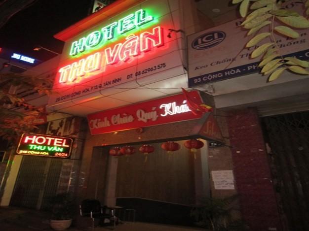 Hotell Thu Van Hotel