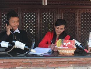 Cosy Hotel Bhaktapur - Reception