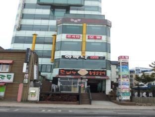 South Korea-선시티 모텔 (Suncity Motel)