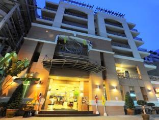 더 화이트하우스 콘도텔 파타야 - 호텔 외부구조