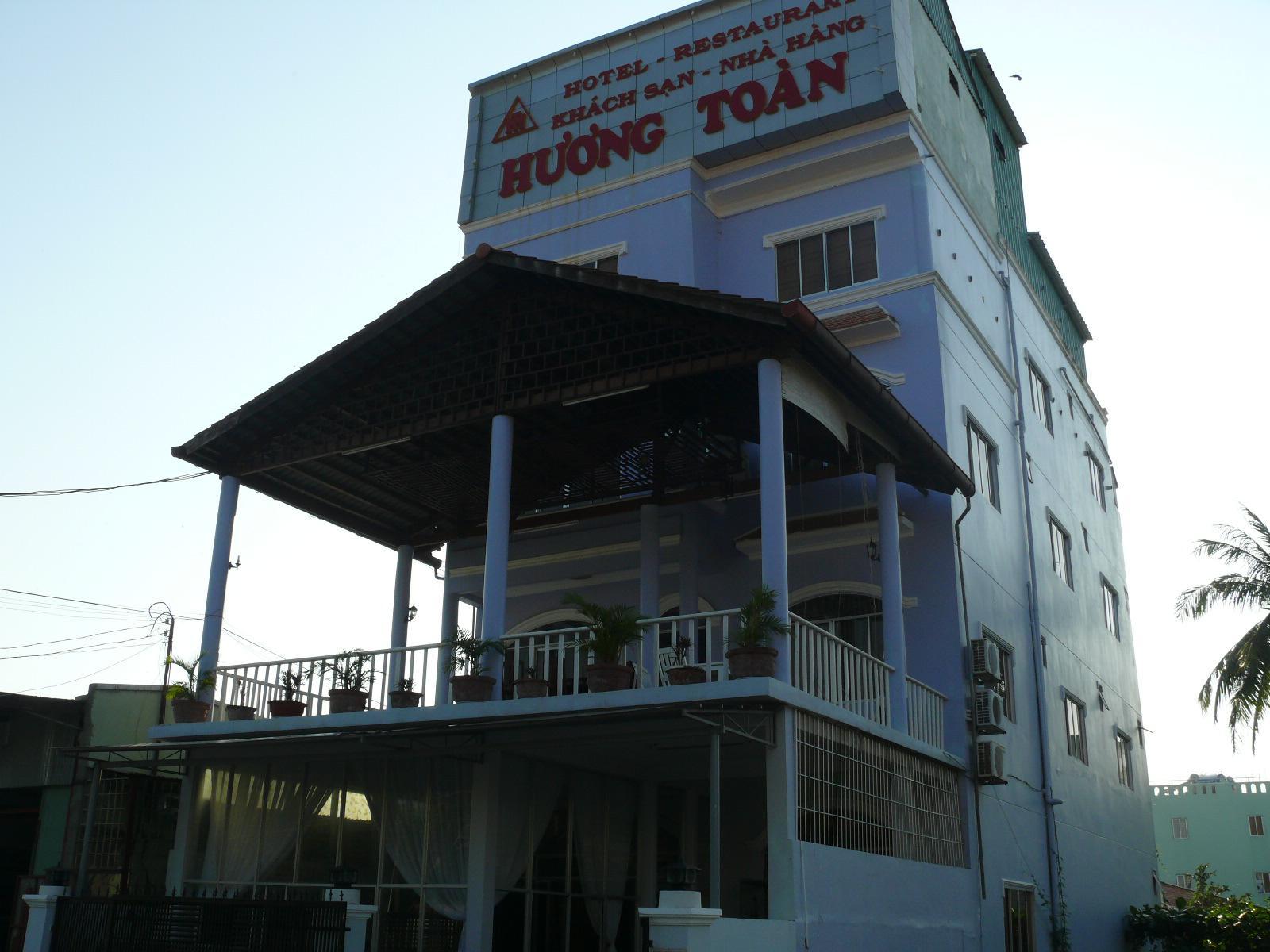 Huong Toan 1 Hotel - Hotell och Boende i Vietnam , Phu Quoc Island