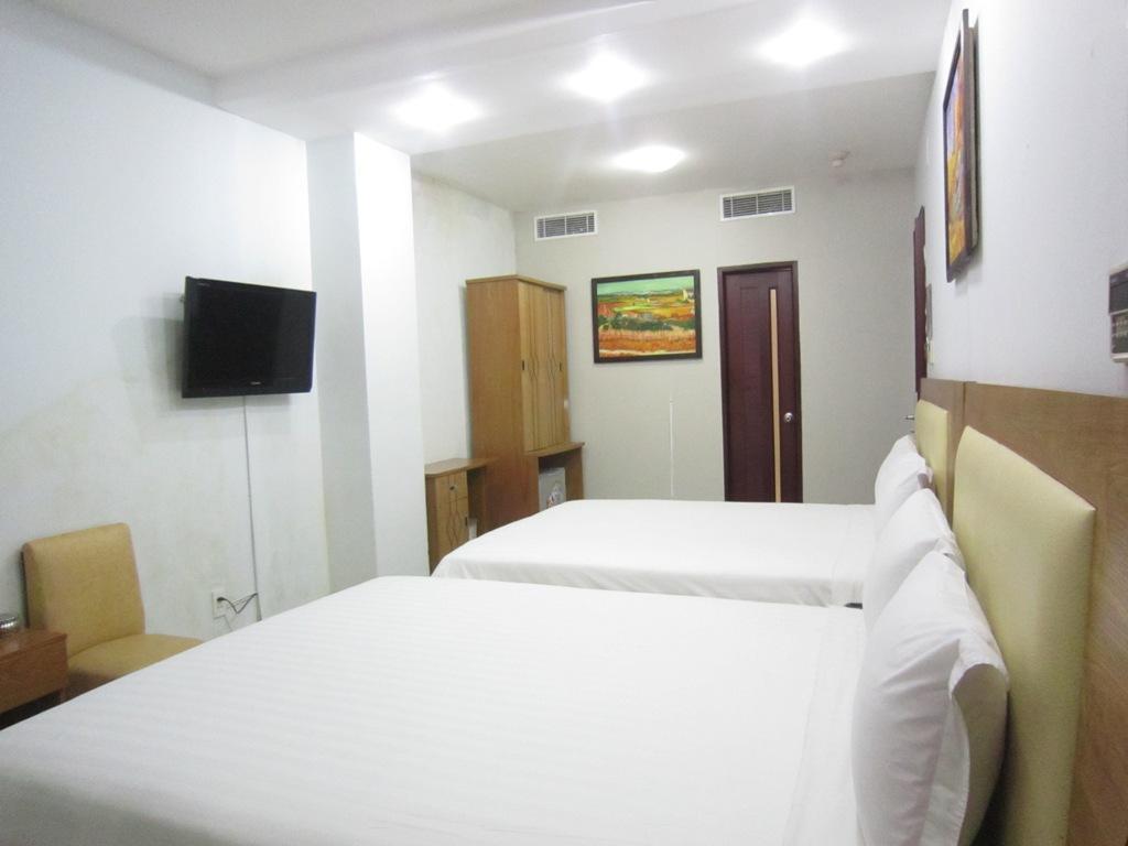 Danh Uy Hotel - Hotell och Boende i Vietnam , Ho Chi Minh City