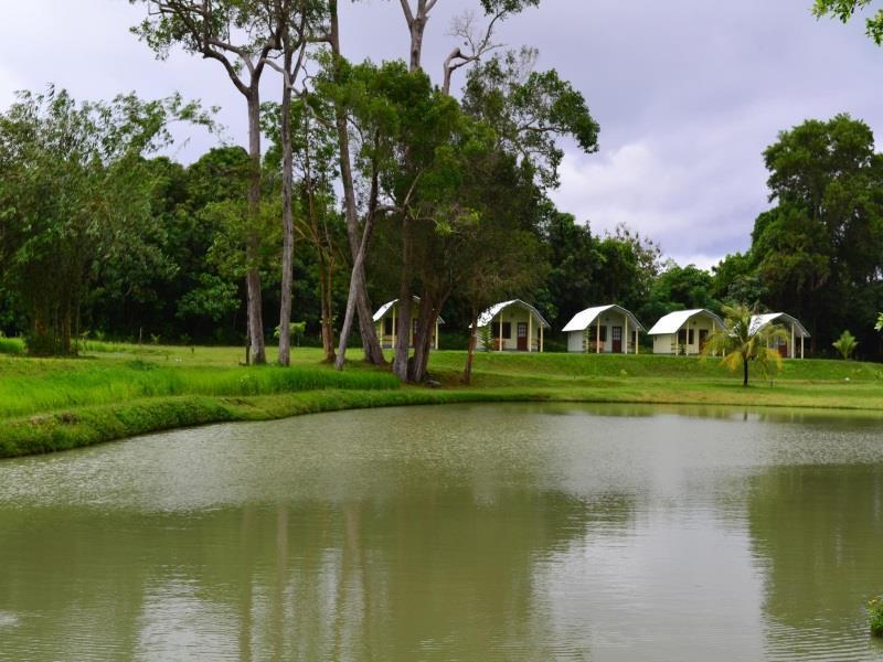 Hotell Phuket Campground i Mai_Khao, Phuket. Klicka för att läsa mer och skicka bokningsförfrågan