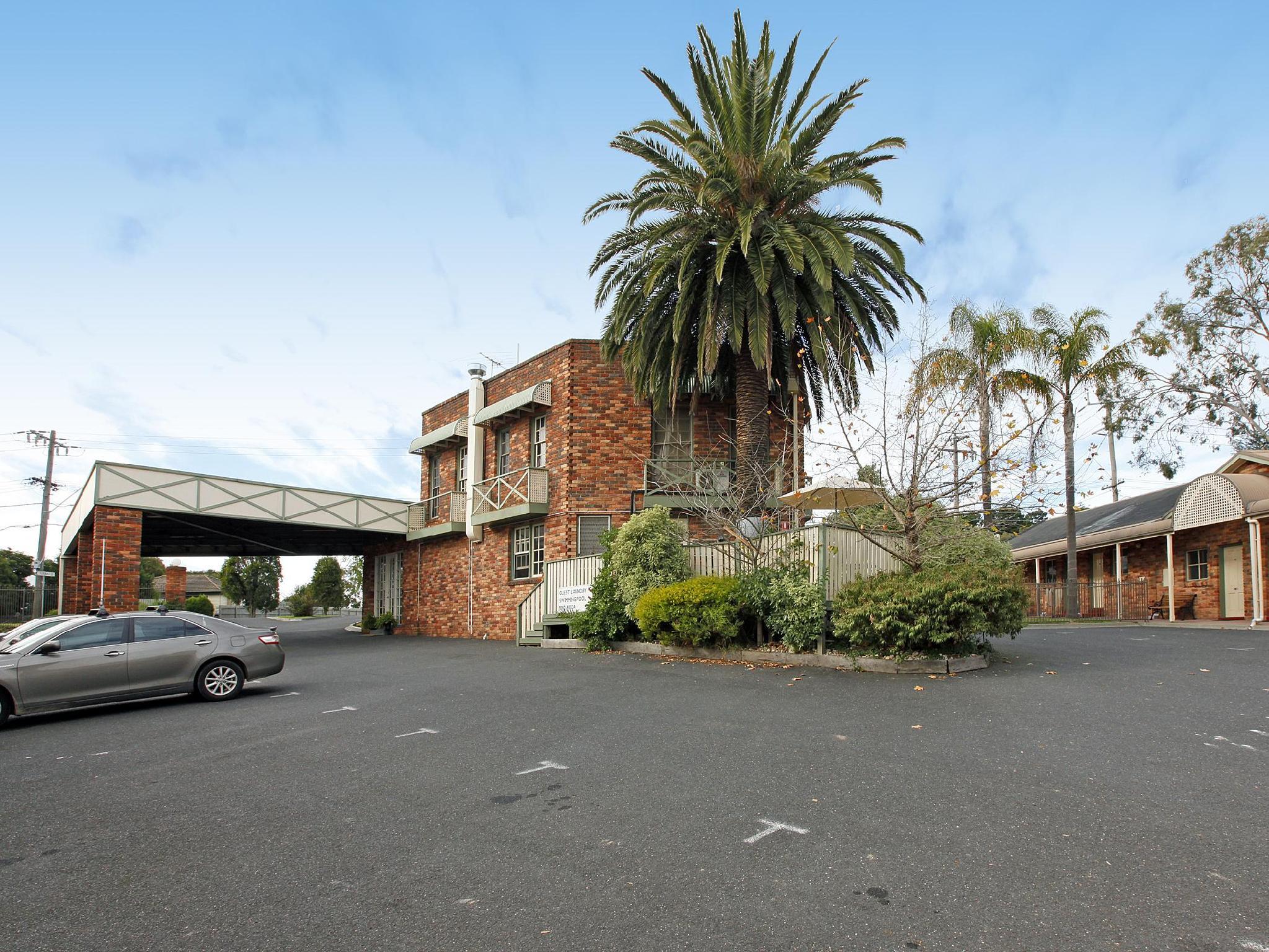 Greensborough Motor Inn - Hotell och Boende i Australien , Melbourne