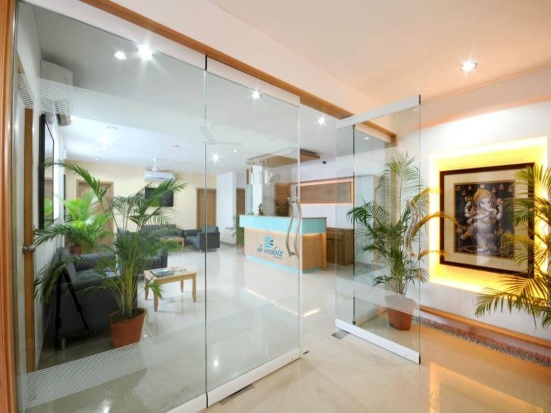 Hotel De Ecobiz - Hotel and accommodation in India in Ahmedabad