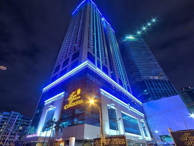 Bsa Twin Tower Ortigas Manila Philippines Great