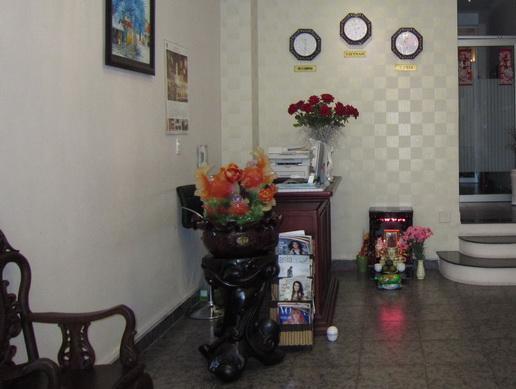 Coco Saigon Hotel   Foot Massage - Hotell och Boende i Vietnam , Ho Chi Minh City