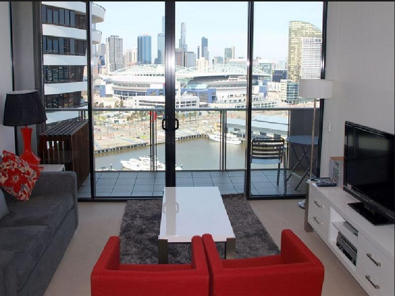 Hotell Docklands Prestige Apartments