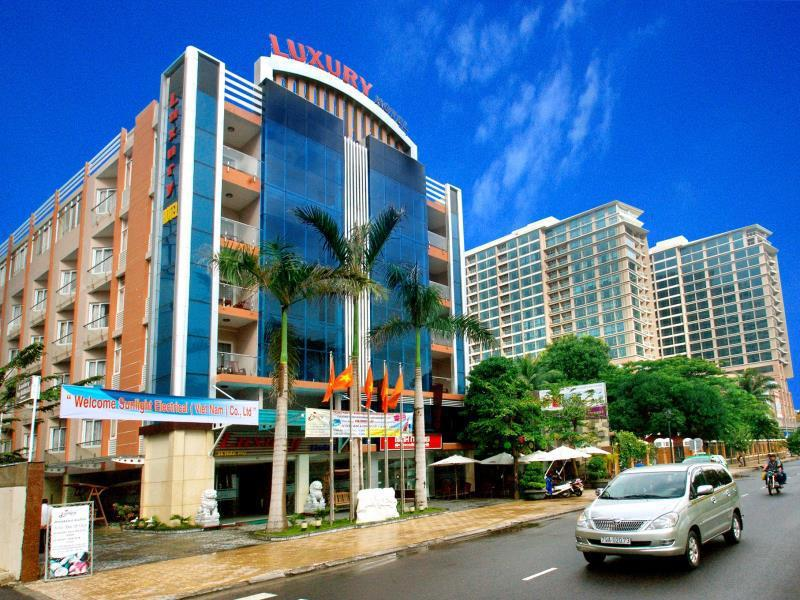 luxury nha trang hotel nha trang vietnam