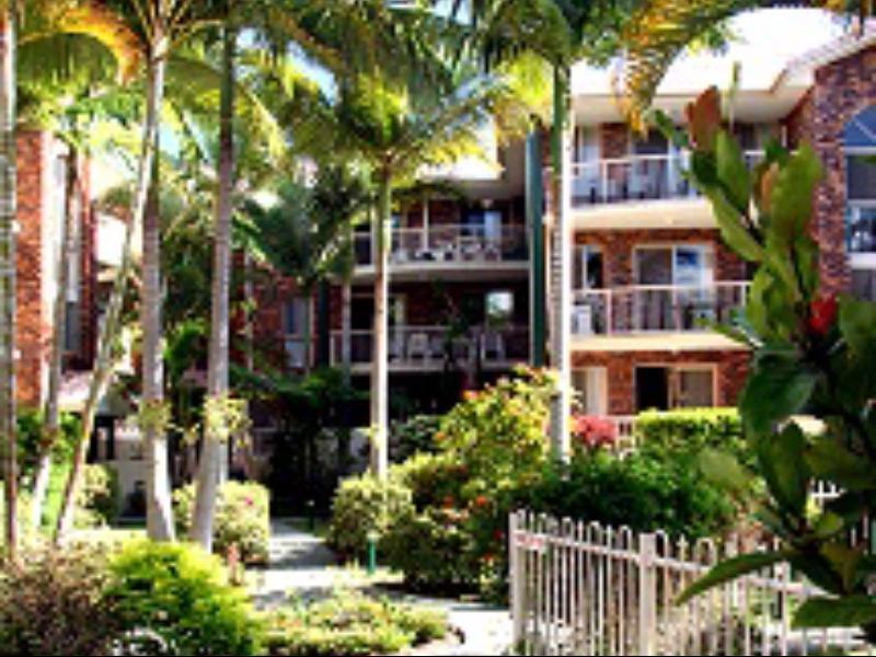 Oceanside Cove Holiday Apartments - Hotell och Boende i Australien , Guldkusten