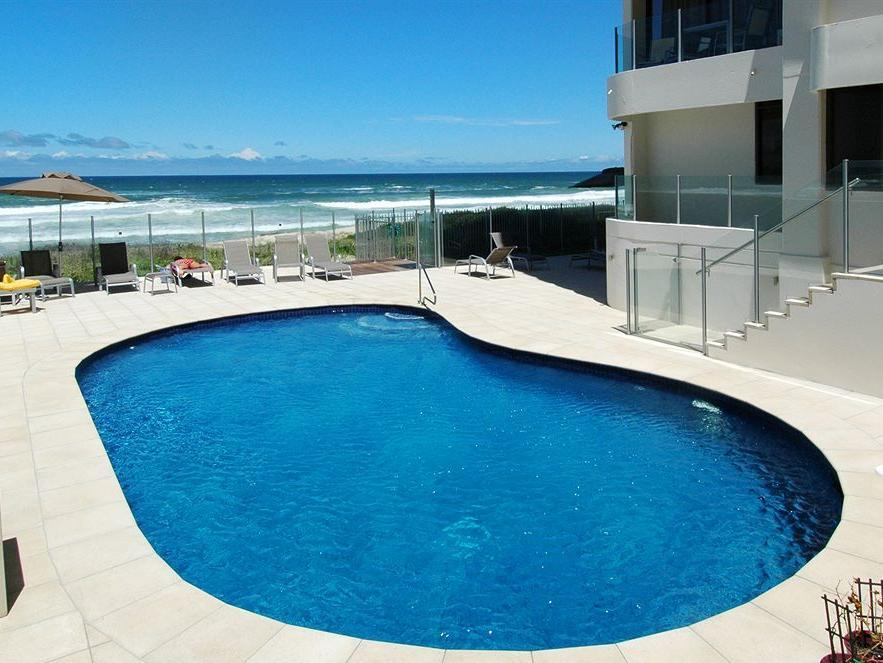 Dorchester on the Beach Hotel - Hotell och Boende i Australien , Guldkusten