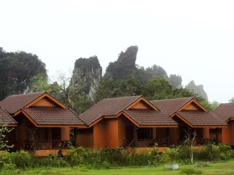 Khao Sok Rain Forest Resort - Hotels and Accommodation in Thailand, Asia