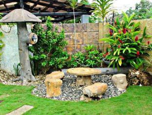 Panglao Bed and Breakfast Ile de Panglao - Jardin
