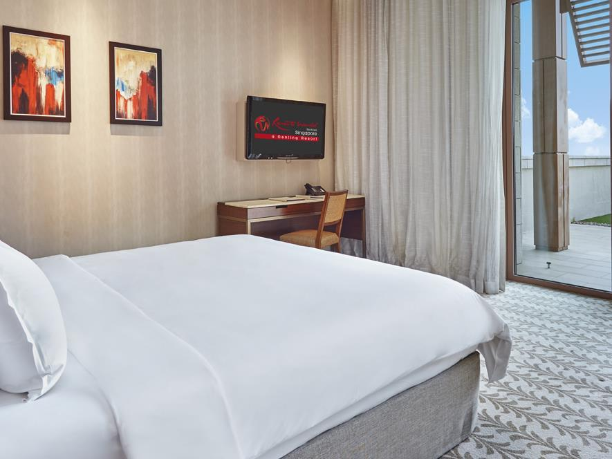 Resorts World Sentosa - Equarius Hotel44