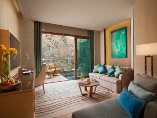Resorts World Sentosa - Beach Villas Singapore - Ocean Suite - Living Room