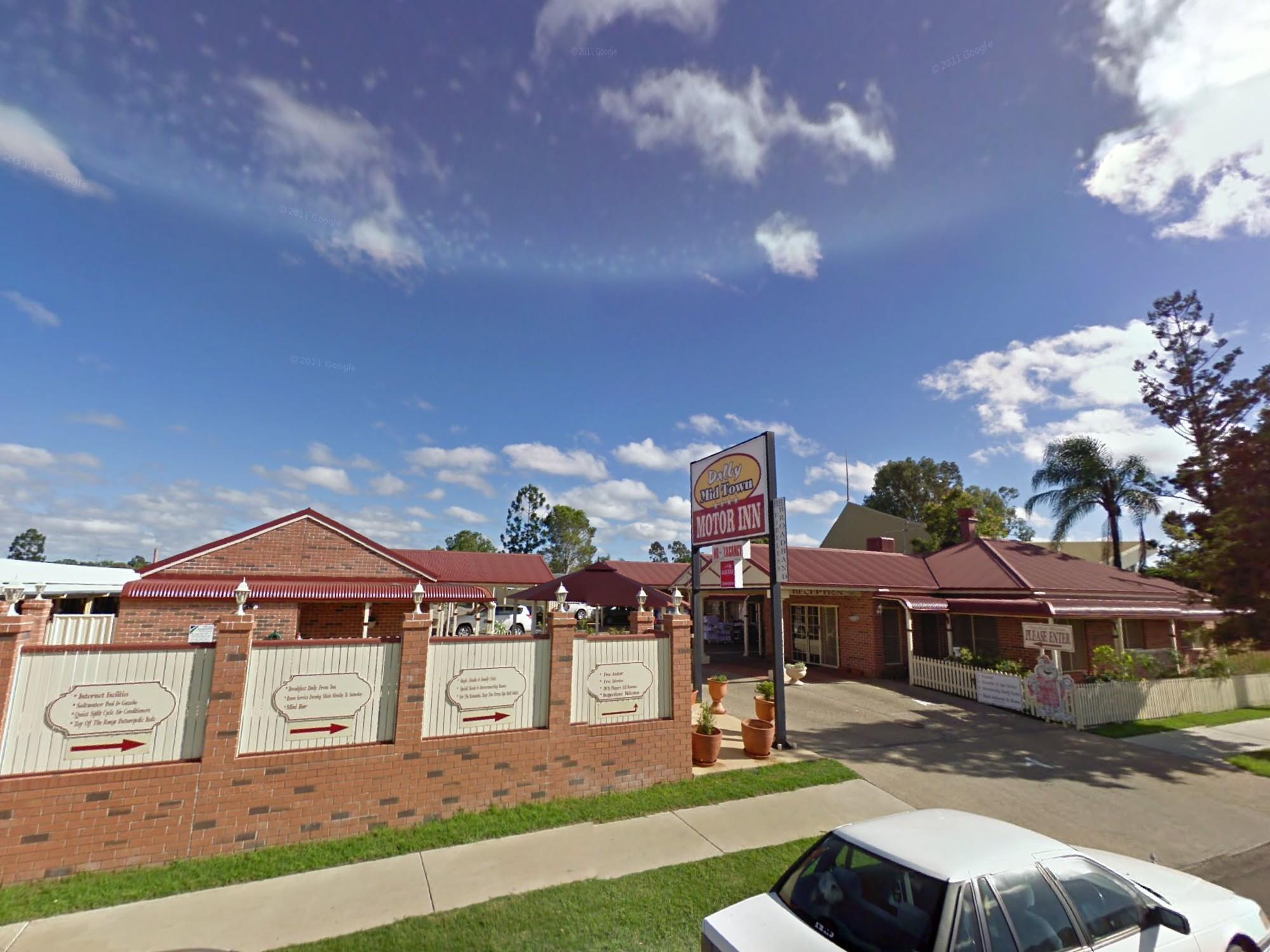 Dalby Mid Town Motor Inn - Hotell och Boende i Australien , Dalby