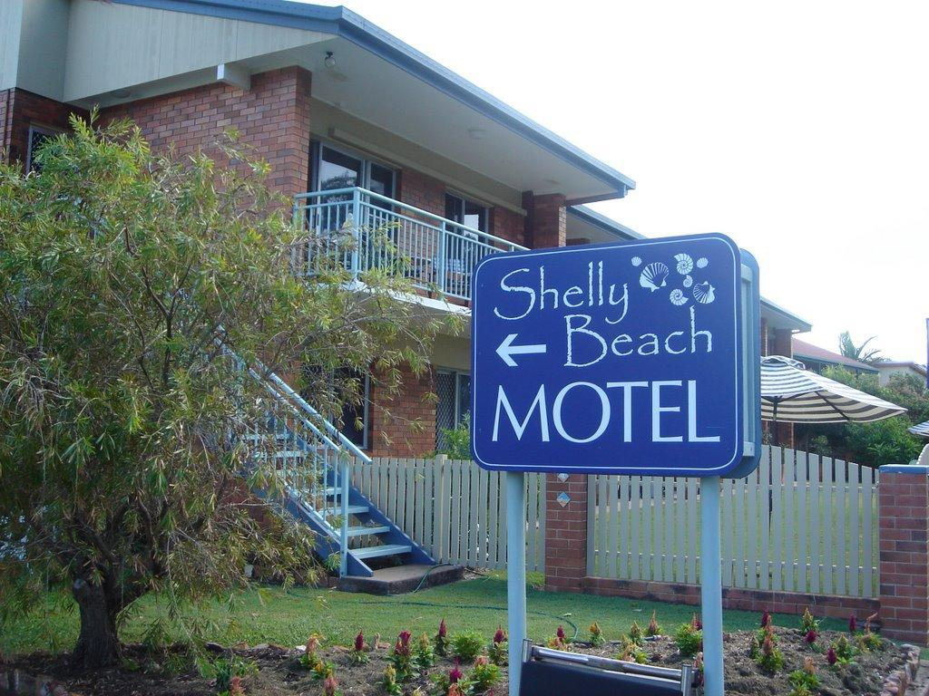 Hotell Shelly Beach Motel