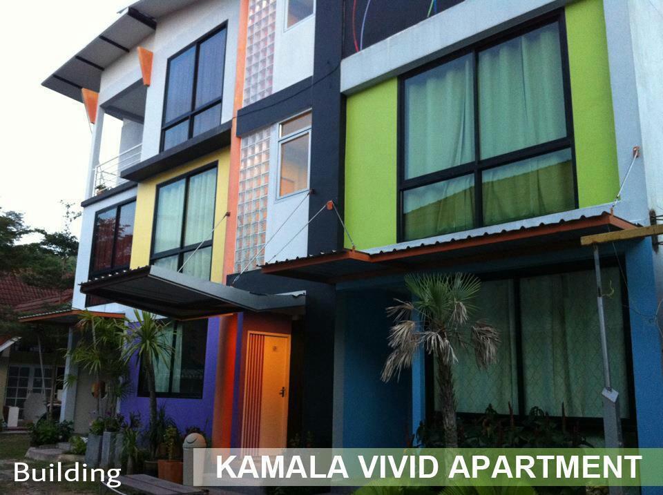 Hotell Kamala Vivid Apartment i Kamala, Phuket. Klicka för att läsa mer och skicka bokningsförfrågan