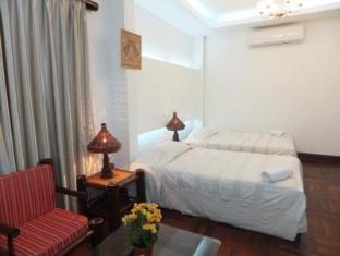 Villa Thatluang Vientiane - Konuk Odası