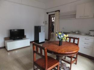 Villa Lao Apartment Vientiane - Külalistetuba