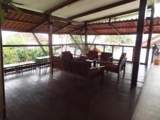 Villa Lao Apartment Vientiane - Rõdu/Terrass