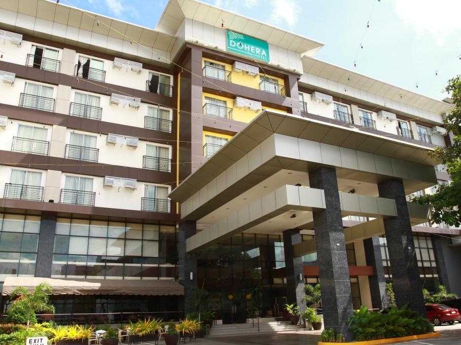 Dohera Hotel Cebu-stad