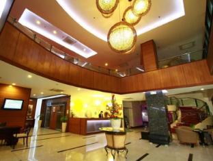 Dohera Hotel Cebu-stad - Lobby