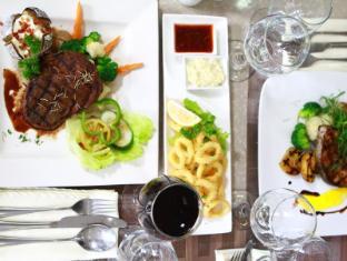 Dohera Hotel סבו - מסעדה