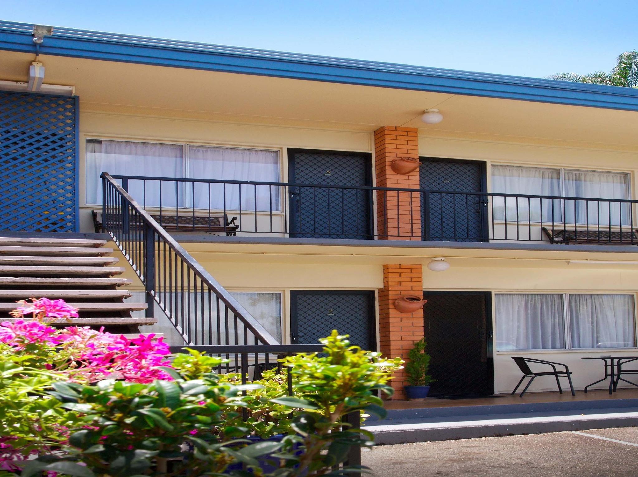 Ambassador Motor Inn - Hotell och Boende i Australien , Brisbane