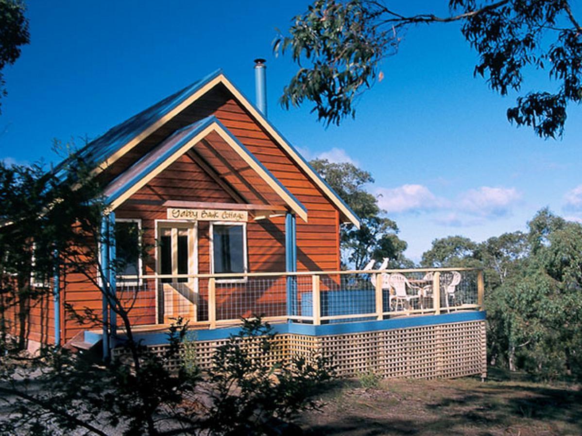 Lorne Bush House Cottage & Eco Retreats - Hotell och Boende i Australien , Great Ocean Road - Lorne