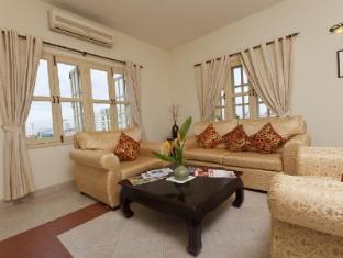 Grand Residence Phnom Penh - Living room
