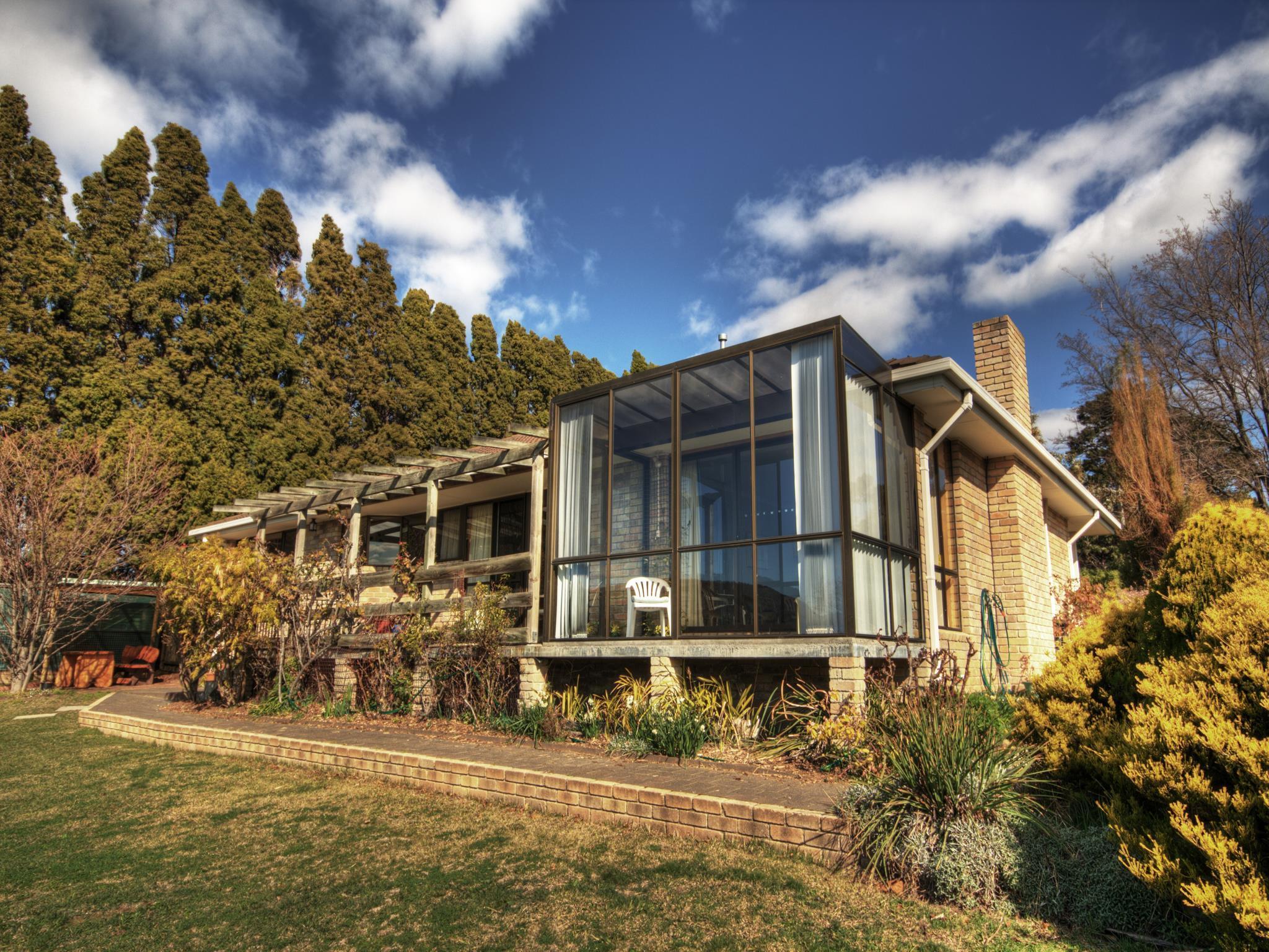 Derwent Vista Holiday House - Hotell och Boende i Australien , Hobart