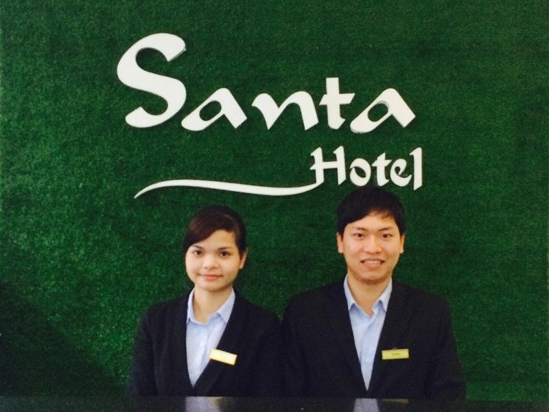 Santa Hanoi Hotel 2 - Hotell och Boende i Vietnam , Hanoi