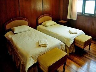 Villa Pulau Besar Malacca / Melaka - Twin Room with 2 Single Beds (Grd Floor)
