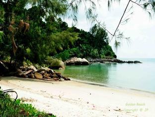 Villa Pulau Besar Malacca / Melaka - Paradise beach at Pulau Besar Island
