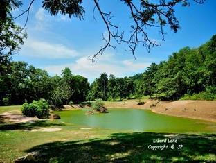 Villa Pulau Besar Malacca / Melaka - The mysterious lizard lake in the Island