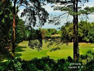 Villa Pulau Besar Malacca / Melaka - The abandoned golf course in the Island