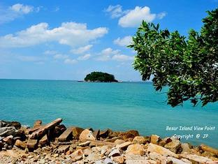 Villa Pulau Besar Malacca / Melaka - View Point at Pulau Besar Island
