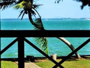 Villa Pulau Besar Malacca / Melaka - Balkon/Taras