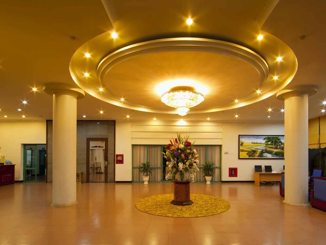 Khan Quang Do Hotel - Hotell och Boende i Vietnam , Hanoi
