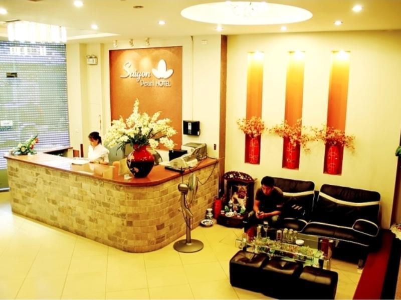 Saigon Pearl Hotel - Pham Hung - Hotell och Boende i Vietnam , Hanoi