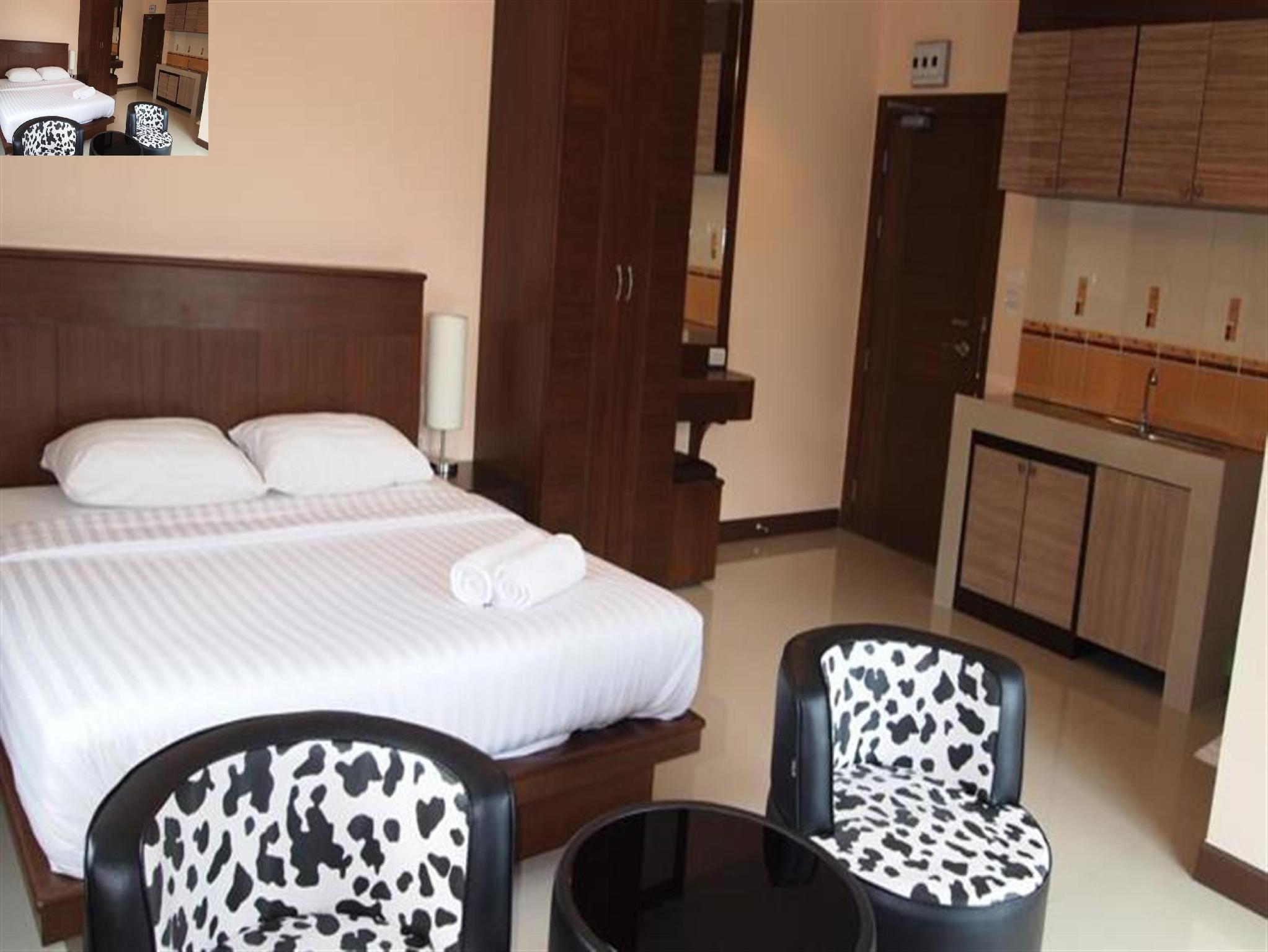 Hotell J.K.House i Patong, Phuket. Klicka för att läsa mer och skicka bokningsförfrågan