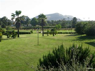 Janas Country Resort Mores - Park