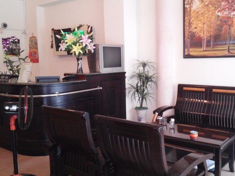 Bau Cat Hotel - Hotell och Boende i Vietnam , Ho Chi Minh City