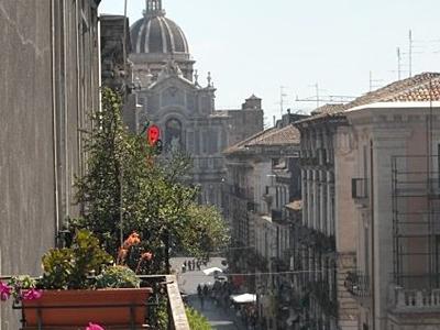 City Lounge B&B Catania - Balcony/Terrace