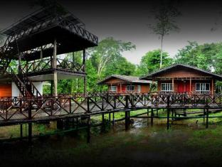 Borneo Nature Lodge - 2 star located at Sandakan