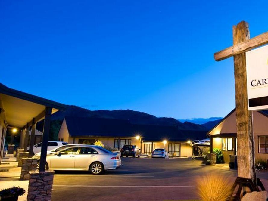 Carrick Lodge Motel - Hotels and Accommodation in New Zealand, Pacific Ocean And Australia