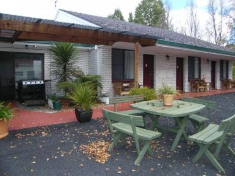Acacia Motor Inn - Hotell och Boende i Australien , Armidale