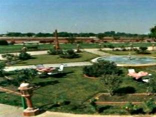 โรงแรม วสันต์ วิฮา พาเลซ พิฆเนร์ - สวน